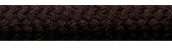 Textile Cable Dark Brown