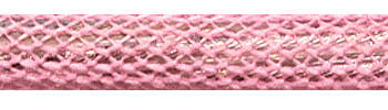 Textile Cable Pastel Pink Netlike Textile Covering