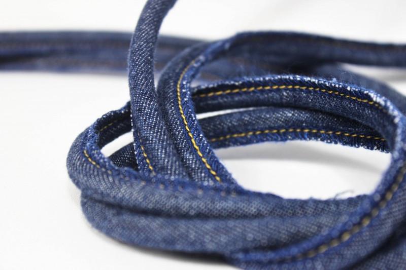 3m Textilkabel Jeans