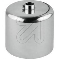 Baldachin - Metall zylindrisch silber