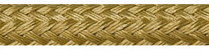Textilkabel Gold