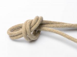 Textilkabel Leinen