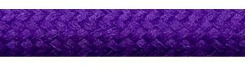 Textilkabel Lila