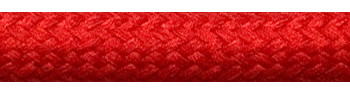 Textilkabel Rot